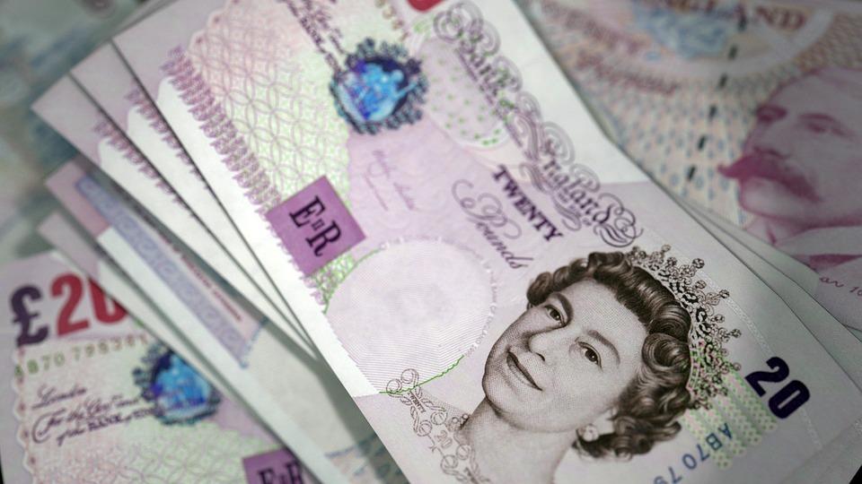 britské finance