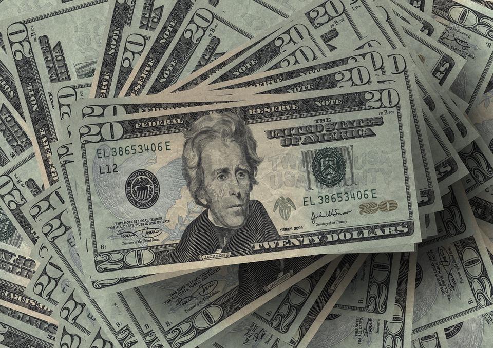 dolary dvacítky