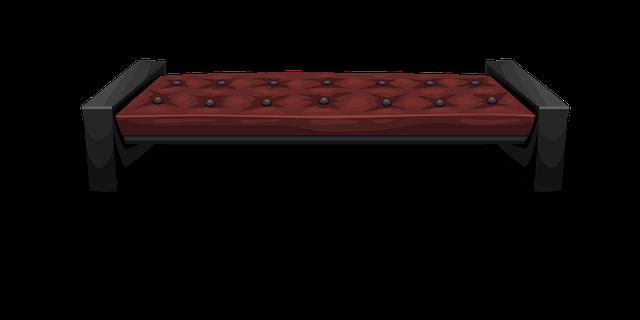 lavice do ložnice