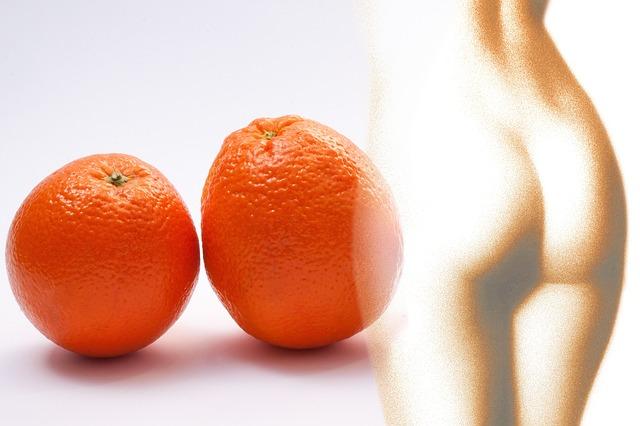 pomeranče, ženská postava